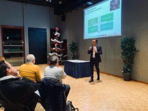 """Restitution sur le premier Atelier citoyen """"Environnement"""", du lundi 9 décembre 2019 à la Fleuriaye sur Carquefou"""